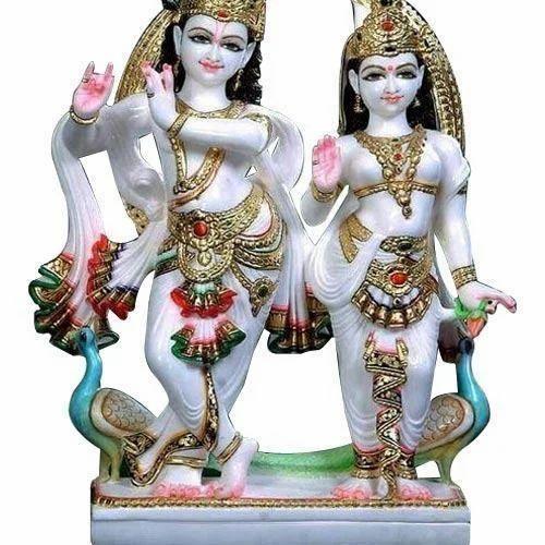 radha krishna stone murti at rs 12000 piece radha krishna murti