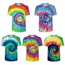 Cotton Tie dye t shirt