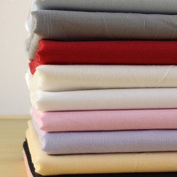 Assorted 35-36 Plain Cotton Shirting Fabric, GSM: 50-100 GSM