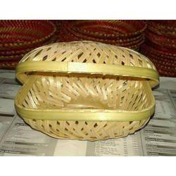 Bamboo Basket Box