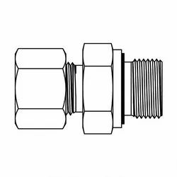 Tufit Parallel Male Stud Coupling