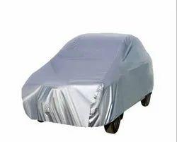 Silver Oxford Car Cover Fabric