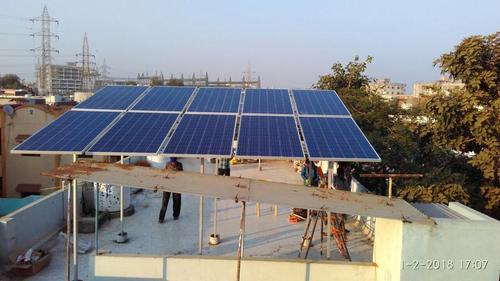 Solar System For Home Warranty 30 Years Rs 48300