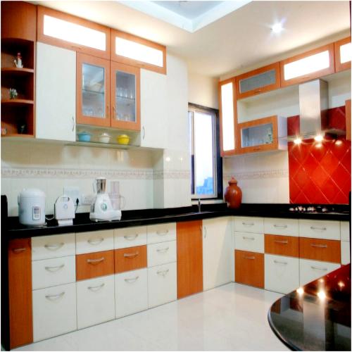 Designer Modular Kitchen At Rs 360 Square Feet: Modular Kitchen, Rs 1500 /square Feet, Shakuntal Interior