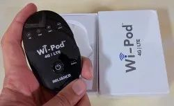 Reliance WI-POD WD670 4G Hotspot Router
