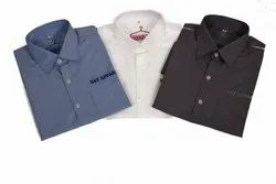 Polyester Cotton Full Shirts