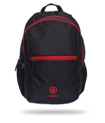 Black And Red Laptop Backpack