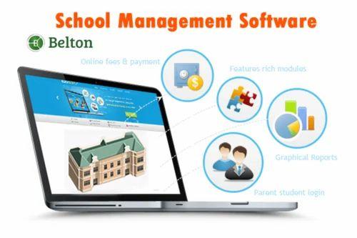 Odoo English / Hindi School Management ERP Software | ID: 16578784491