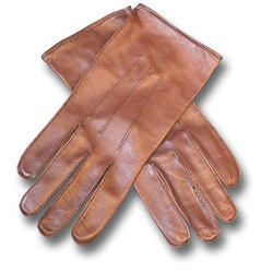 Multicolor Sheep Leather Glove, custom model