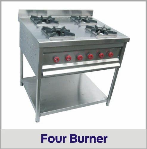 Four Burner Range
