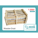 Rectangular Heavy Duty Wooden Crate