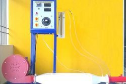 Single Phase Specific Heat Of Air Apparatus, Temperature : Range 0 to 300 C