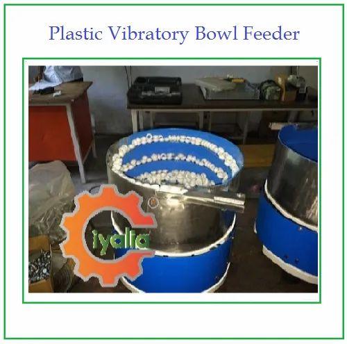 Plastic Vibratory Bowl Feeder