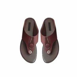 Ladies Flat Slipper, Size: 6 to 12