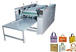 Plastic Carry Bag Printing Machine