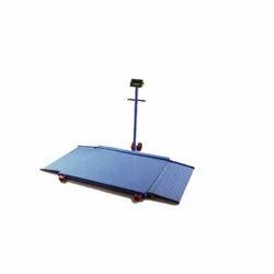 Mobile Floor Scale NC-Series
