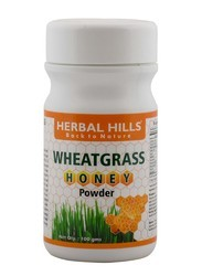 Wheatgrass Powder Honey Flavor - 100 gms Powder