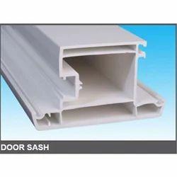 UPVC Profile Door Sash, Profile Length: 3-6 M