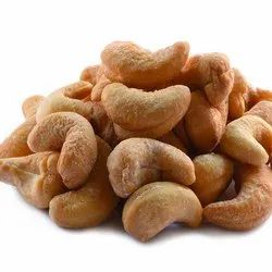 Cashew Nut Roasted And Salted W320, Loose, Packaging Size: 10 kg