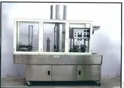 2000 CPH Automatic Cup Filling And Sealing Machine