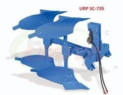 URP SC-735 Hydraulic Reversible Plough