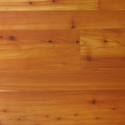 Brown Softwood Wooden Flooring