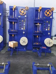 Submersible Winding Wire Taping Machine