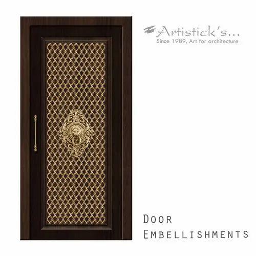 Design Doors Brass Door Exporter From Chennai