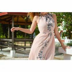 Grey JIMMY JACKSON Ladies Designer Dress, 15-40