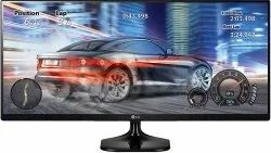 LG 25UM58 Black 25 inch 21:9 Ultrawide Gaming Monitor
