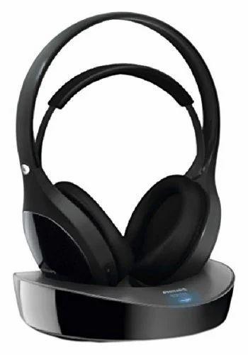 278d7919476 Black Philips SHD8600UG Over-Ear Wireless HiFi Headphones, Rs 4000 ...