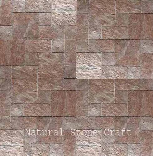 Stone Wall Cladding Slate Tiles Thickness 10 15 Mm For