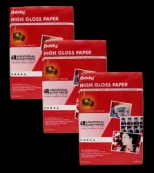 Oddy Coated Glossy Paper 4R Size Box Pack