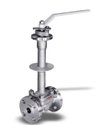 Cryogenic Floating Ball Valves