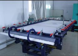 Textile Stretching Machine