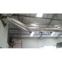 Indoor Air Cooling Duct System