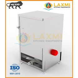 Gas & Electric Stainless Steel Idli Steamer, Size/Dimension: Std