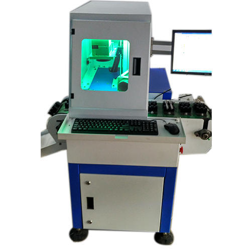 Laser Stamp Machine Manufacturer From Ahmedabad