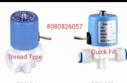Water Dispenser Solenoid Valve Imported Copper Coil 1/4