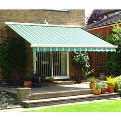 PVC Retractable Outdoor Awnings