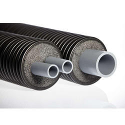 Non-Silted Pipe