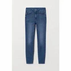 Casual Wear Plain Men Denim Jeans