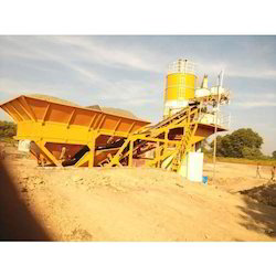 Mobility Compact Fully Automatic Batching Plant