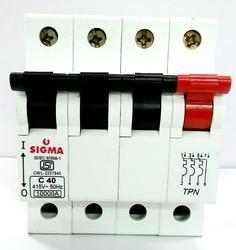 Sigma TPN C 40 MCB