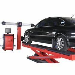 3D Wheel Alignment Service