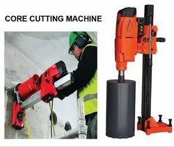 Concrete Core Cutting Machine