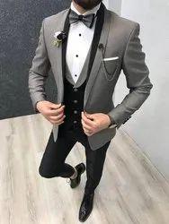 Men Slim Fit Formal Suit