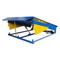 Electric Dock Leveler