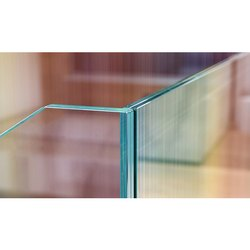 Transparent Laminated Glass, Packaging Type: Corrugated Box