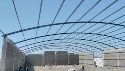 Steel / Stainless Steel, Aluminum Industrial Roofing